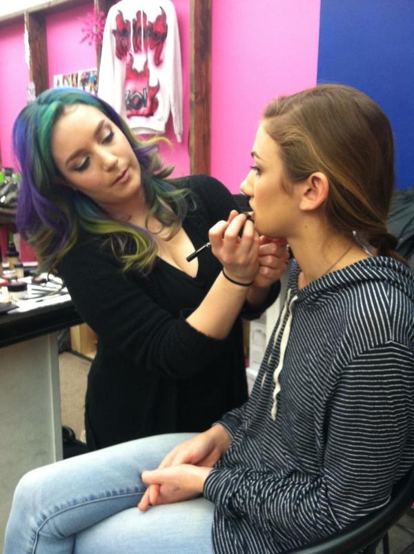 hair and makeup, Seniors Photographer