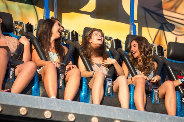 Senior pictures at the carnival Northern NJ