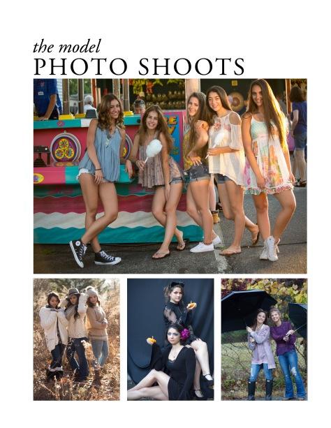 Paige P. Class of 2019 Senior Model Rep Magazine sneak peek