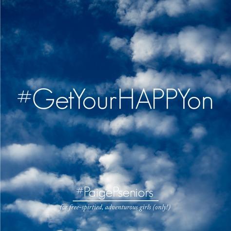 happy on